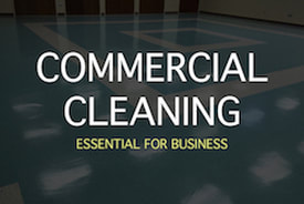 commercial carpet cleaning and building maintenance