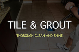 Tile and Grout cleaning service in orlando florida removes all dirt and grime