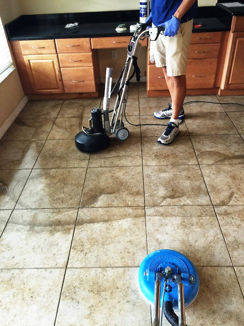 Tile and Grout Cleaning Lake Nona